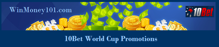 10Bet World Cup Promotions