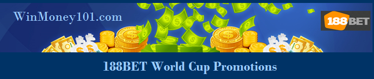 188Bet World Cup Promotions