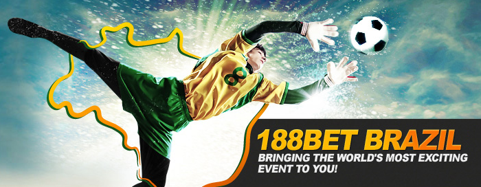 Link To 188bet World Cup Promotions Page