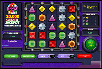 Bejeweled For Money