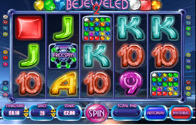 Bejeweled Cash Slots