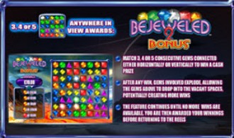 Innovative Version Of Bejeweled Casino Money Game