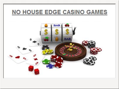 House edge casino games exculibar hotel and casino