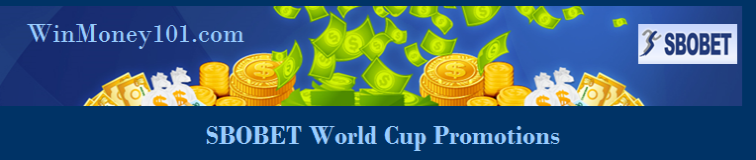 SBObet World Cup Promotions