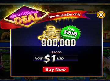 Chumba Casino Special Offers | Review | Best bonuses