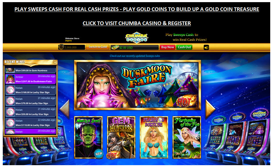 chumba casino - free to play