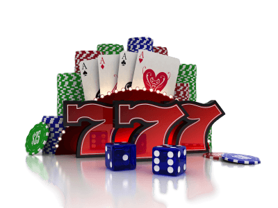 collection of casino games