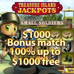 Home - Treasure Island Jackpots (Sloto Cash Casino Mirror) Casino
